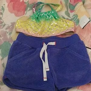 Cat & Jack shorts set